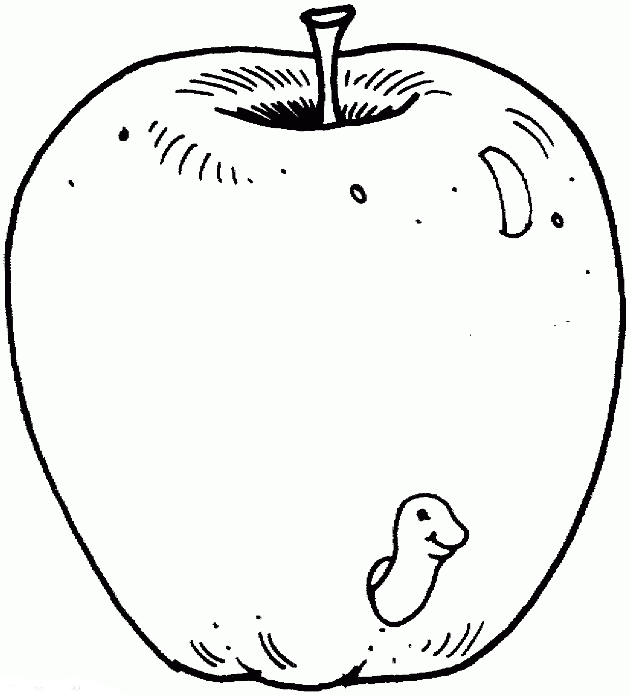apple dumplin coloring page free printable coloring pages - HD 1239×1365